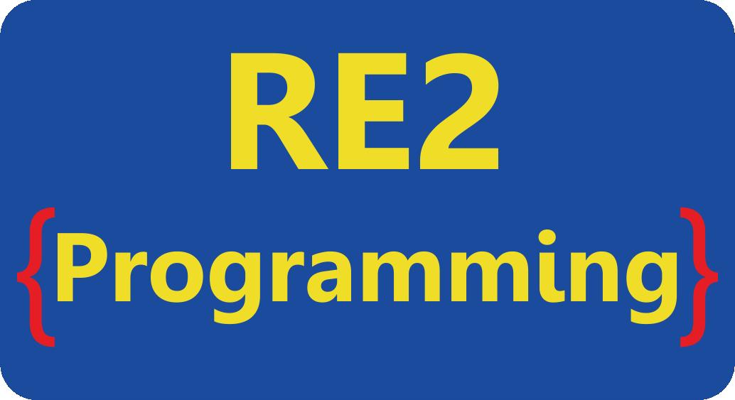 RE2 Programming